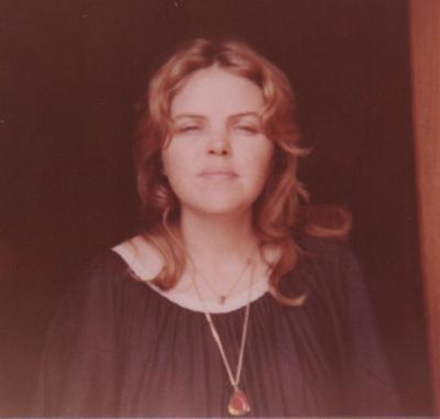 Mom in 1977