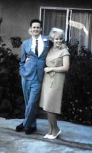 Mom & Dad Wedding 1